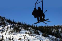 Het skiån Stock Foto's