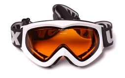 Het skiån masker Royalty-vrije Stock Foto's