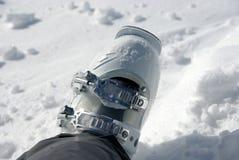 Het ski?en Stock Foto's