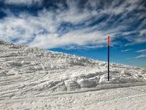 Het ski?en royalty-vrije stock foto's