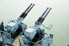 Het Slagschip Texas Stock Afbeelding