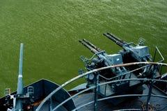 Het Slagschip Texas Royalty-vrije Stock Afbeelding