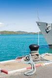 Het slagschip van de meertroslijn Royalty-vrije Stock Fotografie