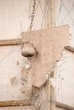 Brekende Muur Stock Fotografie