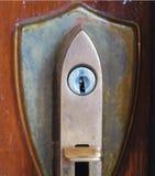 Het slot van de deur royalty-vrije stock foto's
