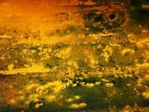 Het smeermiddel van de auto ter plaatse Stock Fotografie