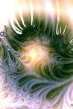 Het smelten fractals stock illustratie