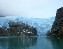 Het Smelten van de gletsjer Royalty-vrije Stock Afbeeldingen