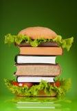 Het snelle voedsel van de kennis royalty-vrije stock fotografie