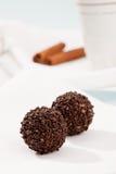 Het snoepje van de chocolade stock fotografie