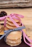 Het snoepje van de palmsuiker van traditioneel voor het koken stock afbeeldingen