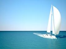 Het snorkelen in ondiep tropisch water Royalty-vrije Stock Afbeeldingen