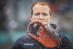 Het Softball 2014 van het wereldkampioenschap Royalty-vrije Stock Foto's