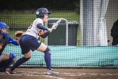 Het Softball 2014 van het wereldkampioenschap Stock Foto