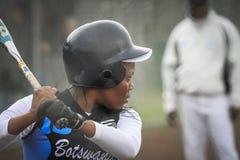Het Softball 2014 van het wereldkampioenschap Stock Fotografie