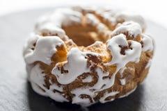 Het Spaanse eigengemaakte dessert van de suikerdoughnut royalty-vrije stock afbeeldingen