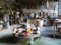Het Spaanse leven bij de Mijn van Valencia stock foto's