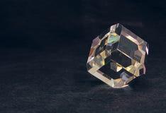 Het spectrum van het glas Stock Foto's