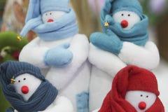 Het speelgoed en de decoratie van Kerstmis Royalty-vrije Stock Afbeelding