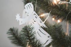 Het speelgoed en de decoratie van Kerstmis Royalty-vrije Stock Fotografie