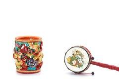 Het speelgoed is gunstig in festival royalty-vrije stock afbeelding