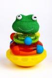 Het speelgoed van de baby Stock Fotografie