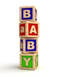 Het Speelgoed van de baby Stock Afbeelding