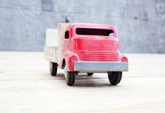 Het speelgoed van de bestelwagen Royalty-vrije Stock Foto