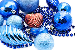 Het speelgoed van Kerstmis. Royalty-vrije Stock Afbeelding