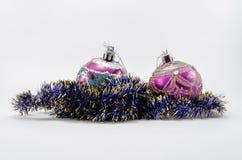 Het speelgoed van Kerstmis Royalty-vrije Stock Foto's