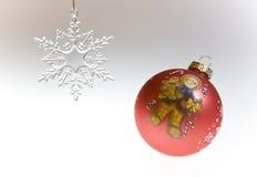 Het Speelgoed van Kerstmis Stock Afbeelding