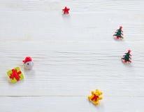 Het speelgoed van Kerstmis stock fotografie