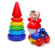 Het Speelgoed van kinderen Royalty-vrije Stock Foto's