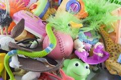 Het speelgoed van kinderen Stock Foto
