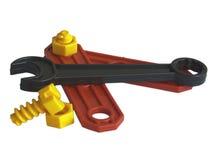 Het speelgoed van kinderen Royalty-vrije Stock Afbeeldingen