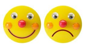Het Speelgoed van Smiley stock afbeelding