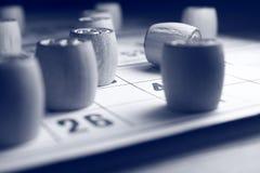 Het spel van bingo Royalty-vrije Stock Fotografie
