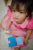 Het Spel van Childs Royalty-vrije Stock Fotografie