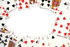 Het spel van de pook Stock Afbeeldingen
