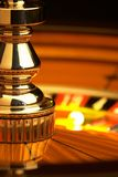 Het spel van de roulette royalty-vrije stock fotografie