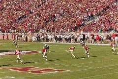 Het Spel van de Voetbal van het Huis FSU Royalty-vrije Stock Afbeeldingen