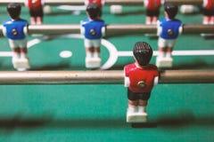 Het spel van de voetballijst royalty-vrije stock afbeelding