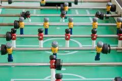 Het spel van voetbal royalty-vrije stock afbeelding