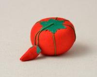 Het Speldenkussen van de tomaat Stock Fotografie