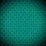 Het spelen, pook, het symboolachtergrond van blackjackkaarten Royalty-vrije Stock Afbeelding