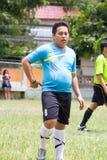 Het spelen sporten voor gezondheid Stock Foto's