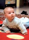 Het spelen van de baby Royalty-vrije Stock Fotografie