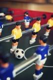 Het spellijst van Foosball Stock Fotografie