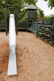 Het spelpark van het Childsavontuur Stock Foto