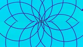 Het spinnen abstractie 001 royalty-vrije illustratie